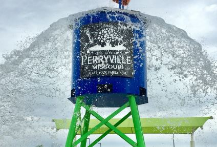Perryville Splash Tower