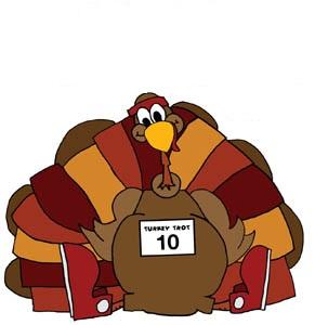 Turkey Burn Off Trail Run
